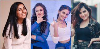 Indian female YouTubers