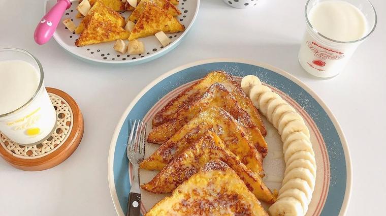 types of toast