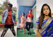 TV stars on TikTok