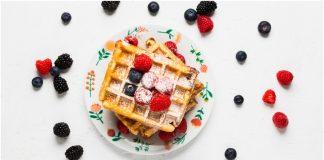 DIY waffle recipes