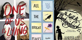 Young Adult novels