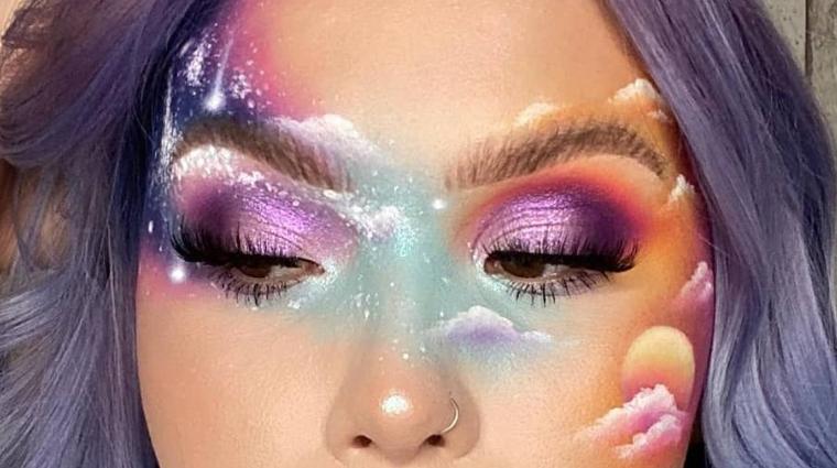 Instagram eye makeup looks