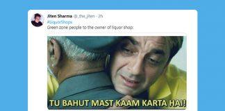 Liquor Shops