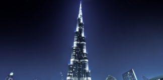 Burj Khalifa charity box