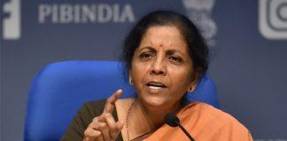 Nirmala sitharam financial package