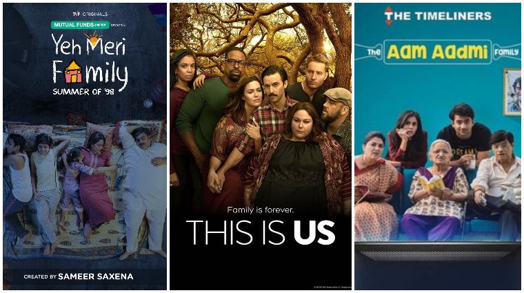 family-based OTT shows