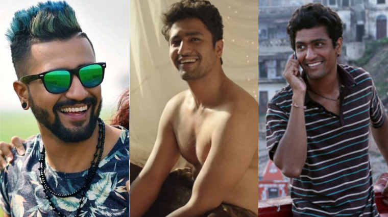 dating Vicky Kaushal's characters