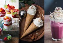 milk based desserts