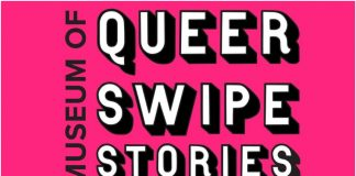 museum of queer swipe stories