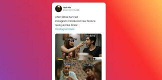 Instagram Reels memes