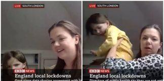 live news interview