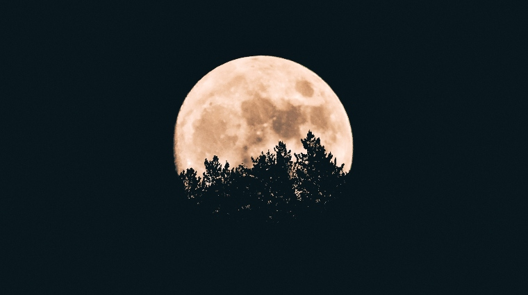 Bollywood songs about the moon