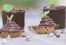 Indian fusion chocolate desserts