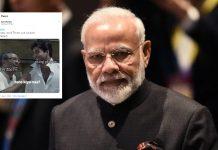 Modi's Twitter
