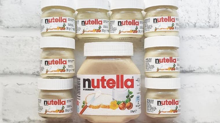White Chocolate Nutella