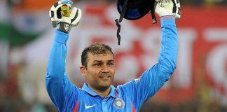 Virendra Sehwag's birthday