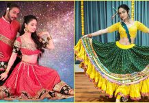 Navratri dance covers