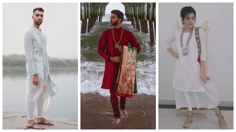 basic kurta styling