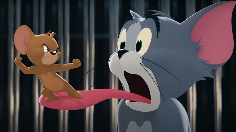 Tom & Jerry movie trailer