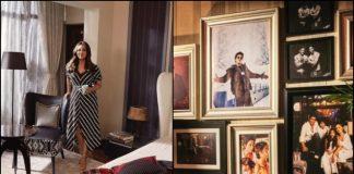 Shah Rukh Khan's Delhi home