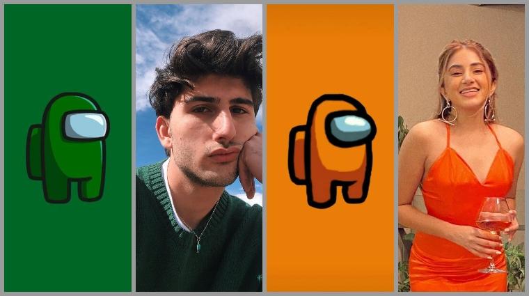 Among Us avatars