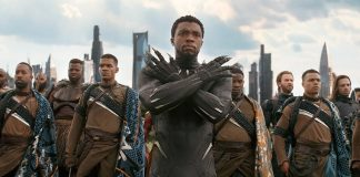 Chadwick's Black Panther