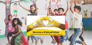 #YellowFellow campaign