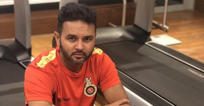 Cricketer Parthiv Patel