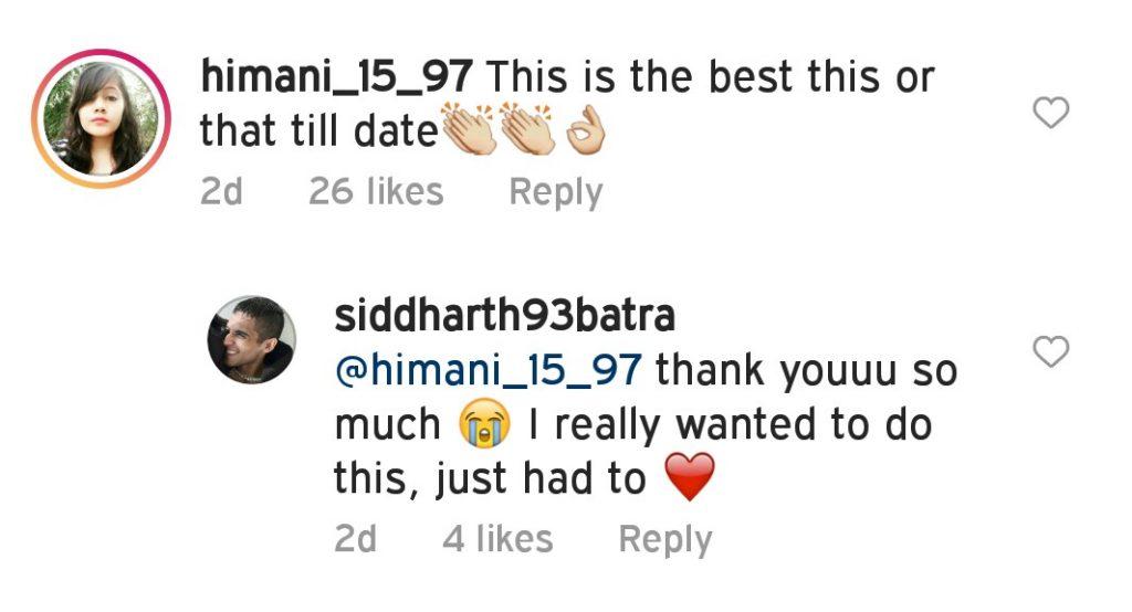 Siddharth Batra