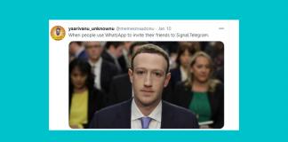 Signal, Telegram, WhatsApp memes