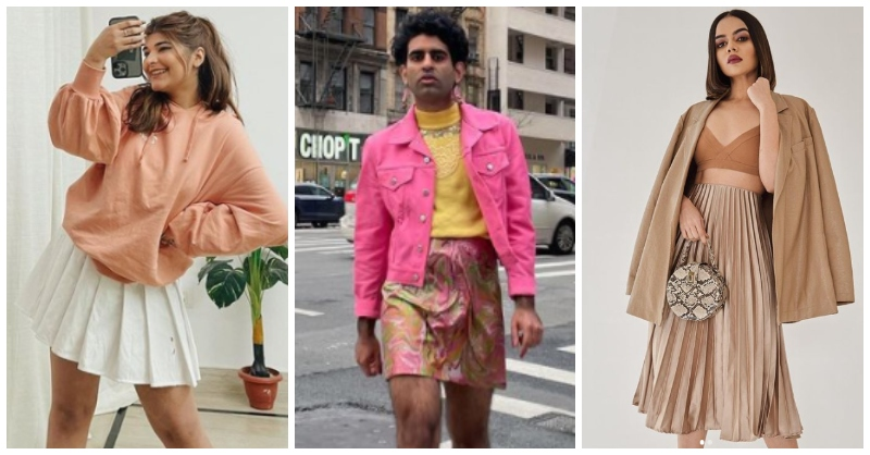 skirt styling