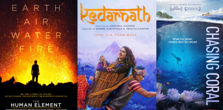 environmentally-themed movies and documentaries