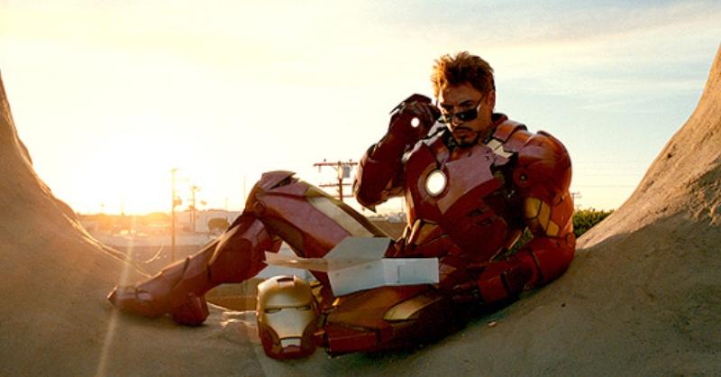 savage/witty comebacks by Iron Man