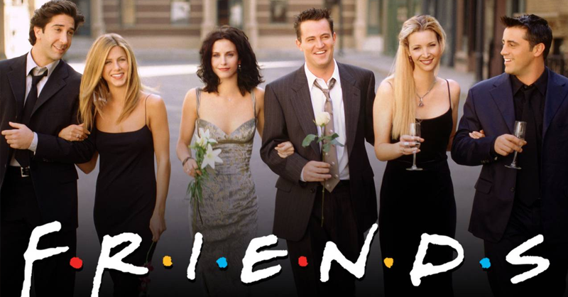 Friends characters