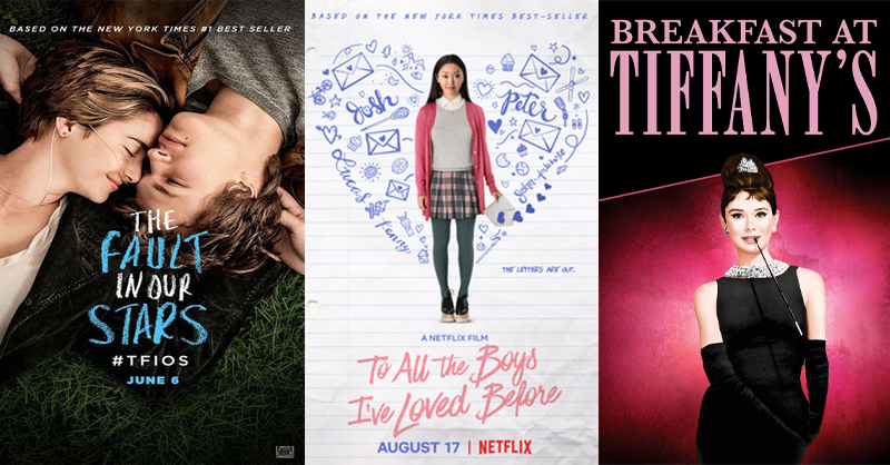 Chick-flicks to watch