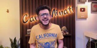 CarryMinati's latest video