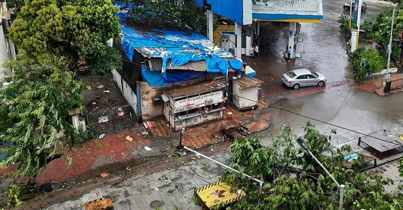 cyclone tauktae, news, cyclone, ANI, Twitter