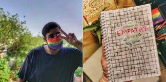 Harshit Manocha, artist, instagram, art journaling course, fundraiser