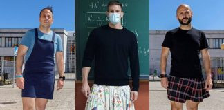 Spanish male teachers