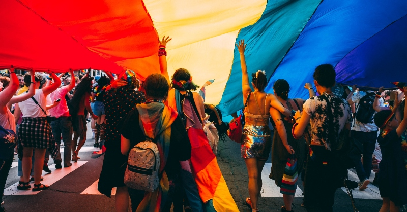 celebrate Pride at home