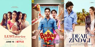 movies challenging stereotype, chhichhore, ki and ka, queen, thappad, movies to watch