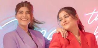 Khurana sister's podcast