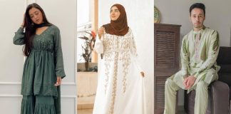 influencers celebrate Eid