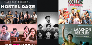 shows on college and hostel life