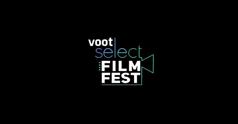 voot select film festival, voot select