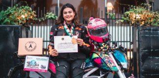 Rider Vishakha