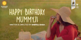 Happy Birthday Mummy Ji