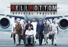Bellbottom Trailer