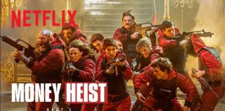 Money Heist S5 trailer