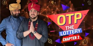 OTP The Lottery- Chapter 2